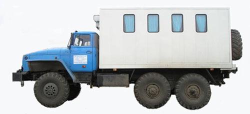 Передвижная авторемонтная мастерская ПАРМ-4909